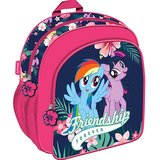 Ghiozdan gradinita Friendship Forever My Little Pony 27 cm